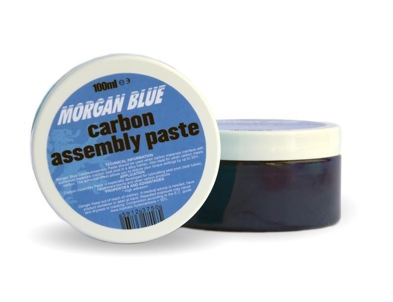 Morgan Blue Paste Carbon Montage