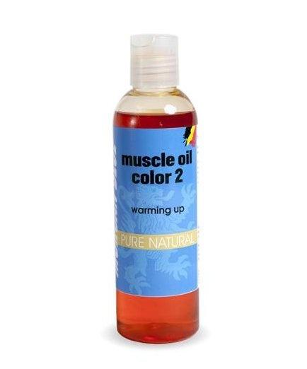 Morgan Blue Muscle Oil Color 2 - 200ml