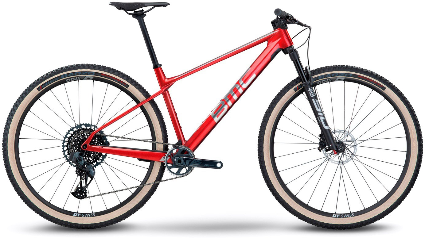 Køb BMC Twostroke 01 ONE 2022 – Rød