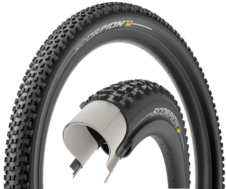 Pirelli Scorpion Mixed MT Lite 29x2.2 / 2.4 MTB dæk