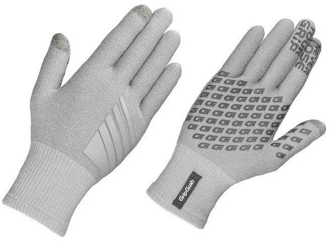 GripGrab Primavera Merino Glove - grå