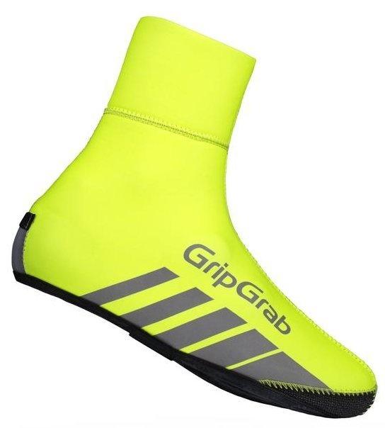 Køb GripGrab Race Thermo Hi-Vis skoovertræk