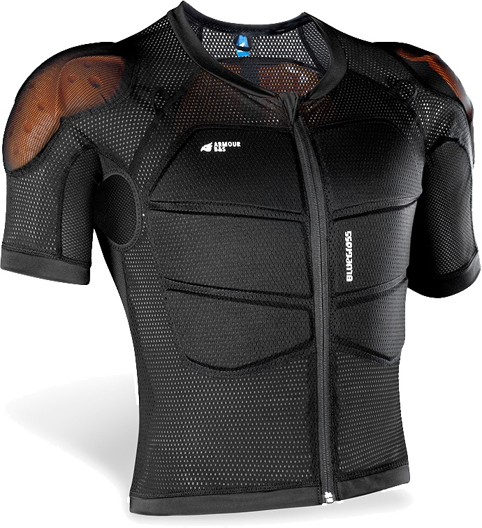 Bluegrass Back Protector B&S D30 Upper body and back - MTB Rygbeskyttelse
