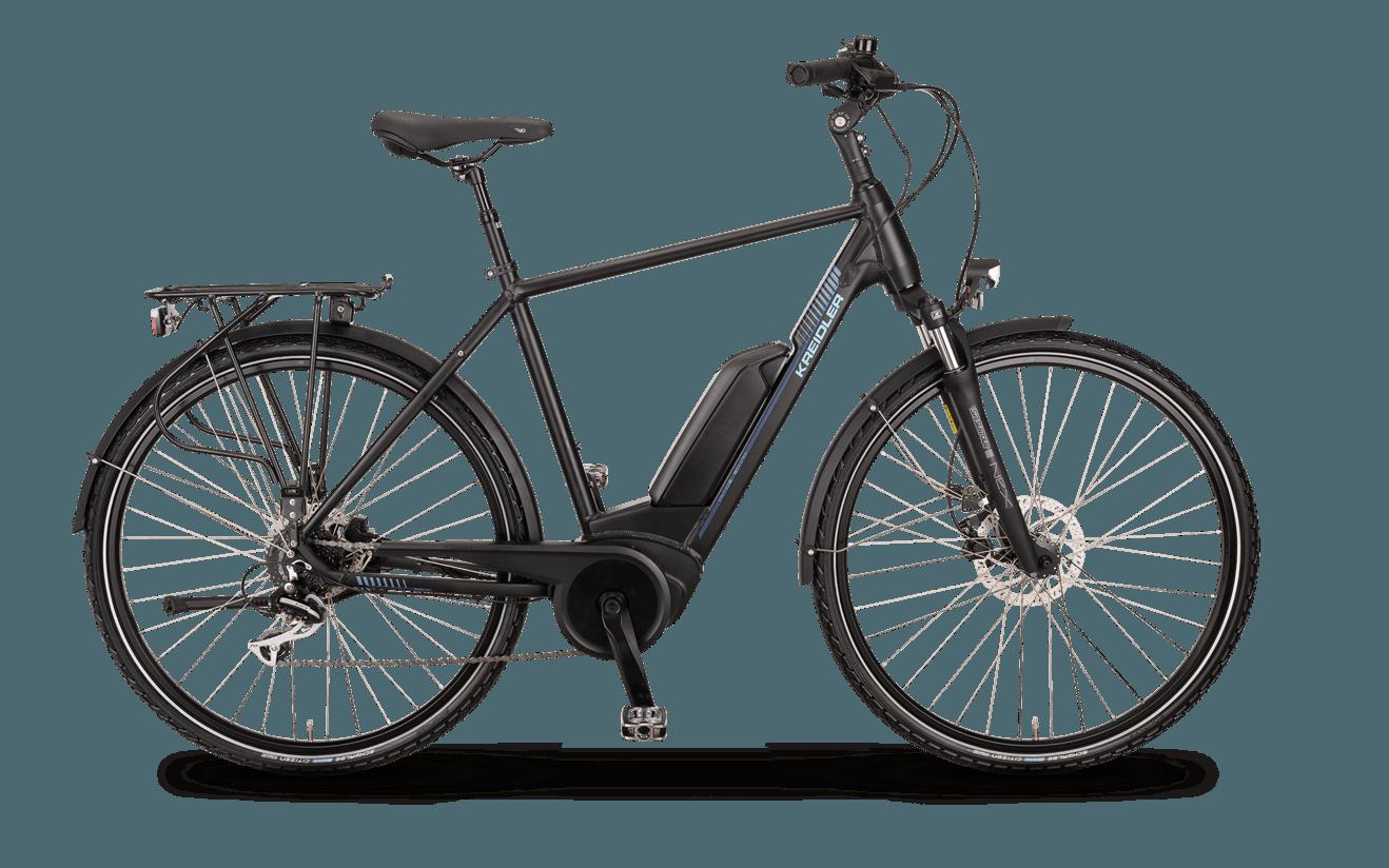 Kreidler Vitality Eco 2 Sport Herre 2021 - Sort