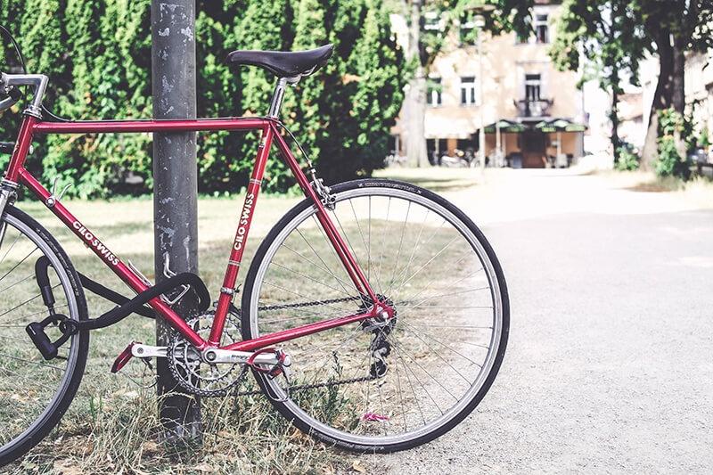 Hvilken cykellås?