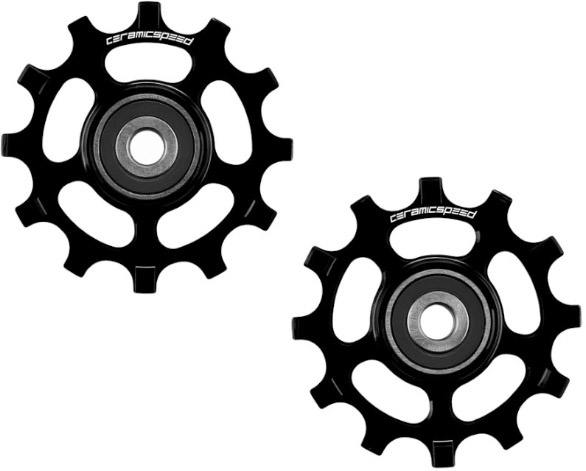 CeramicSpeed Pulleyhjul Shimano 11s 12 tooth NW XT/XTR Black