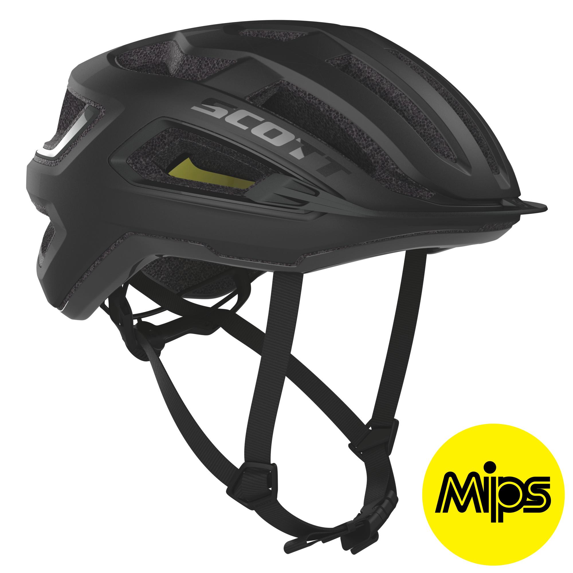 Scott ARX Plus (MIPS) Hjelm '20 - Black