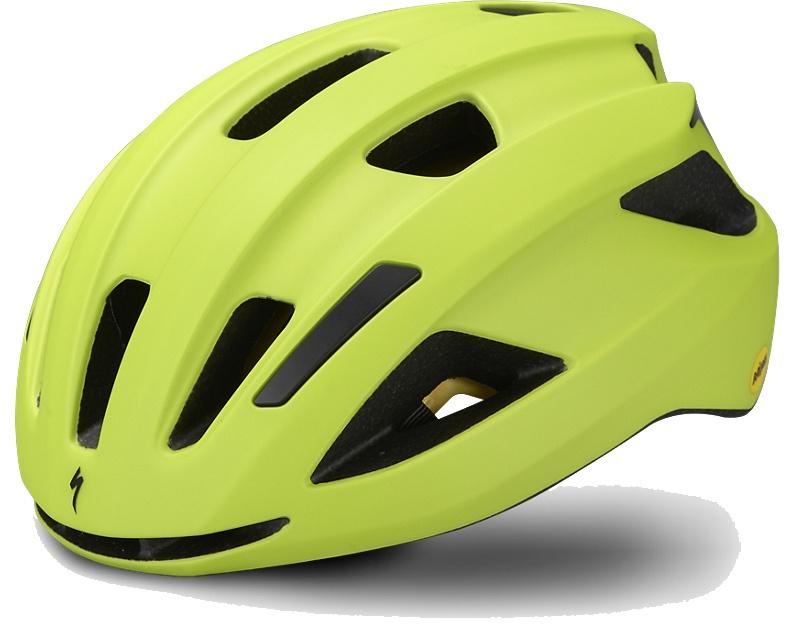 Specialized Align II Mips cykelhjelm 2020 - Gul  »  Helmet Size: MED/LG (55cm-59cm)