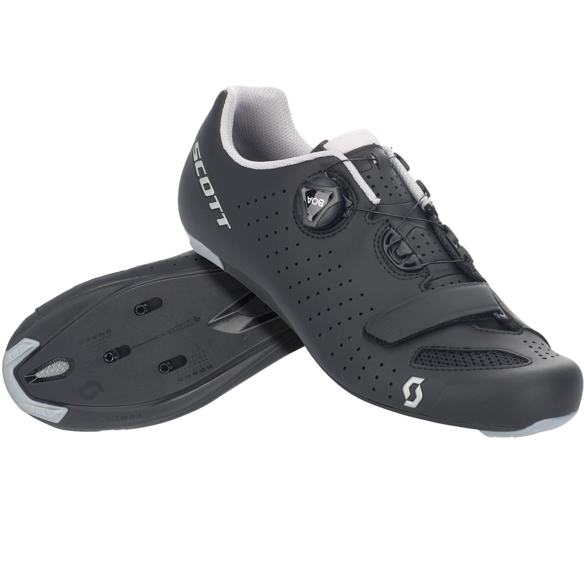 Scott Road Comp Boa Cykelsko - Black/Silver