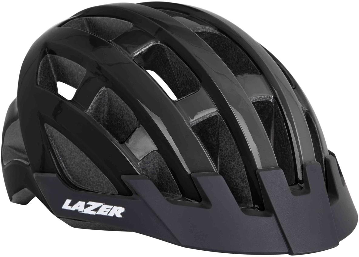 Køb Lazer Compact cykelhjelm – Sort