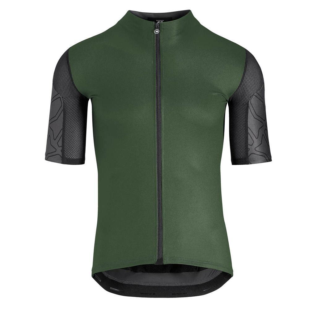 Assos Cykeltrøje XC Short Sleeve Jersey, Grøn