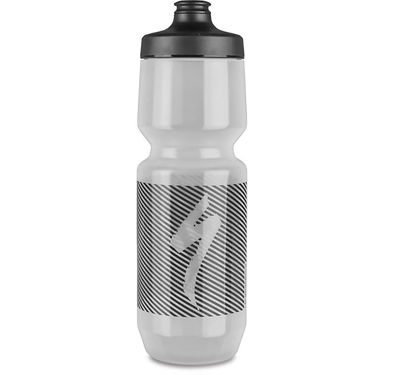Specialized 770ml Purist Watergate Drikkedunk - Transparent/Sort