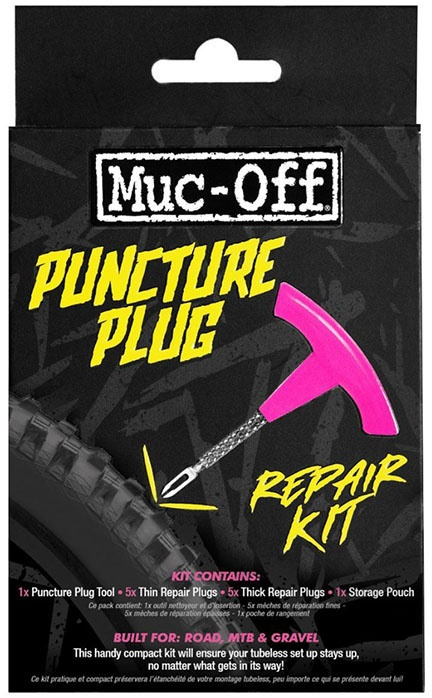 Muc-Off B.A.M. Tubeless Repair Kit