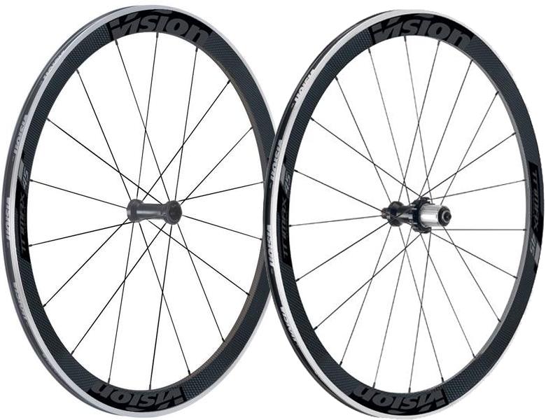 Vision Trimax Carbon 45 Carbon Hjulsæt