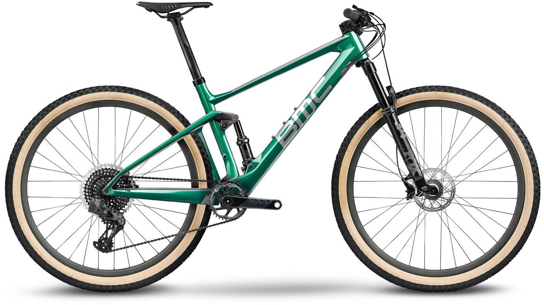 Køb BMC Fourstroke 01 LT ONE 2022 – Grøn