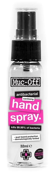Muc-Off Antibacterial Sanitising Håndsprit - 32 ml