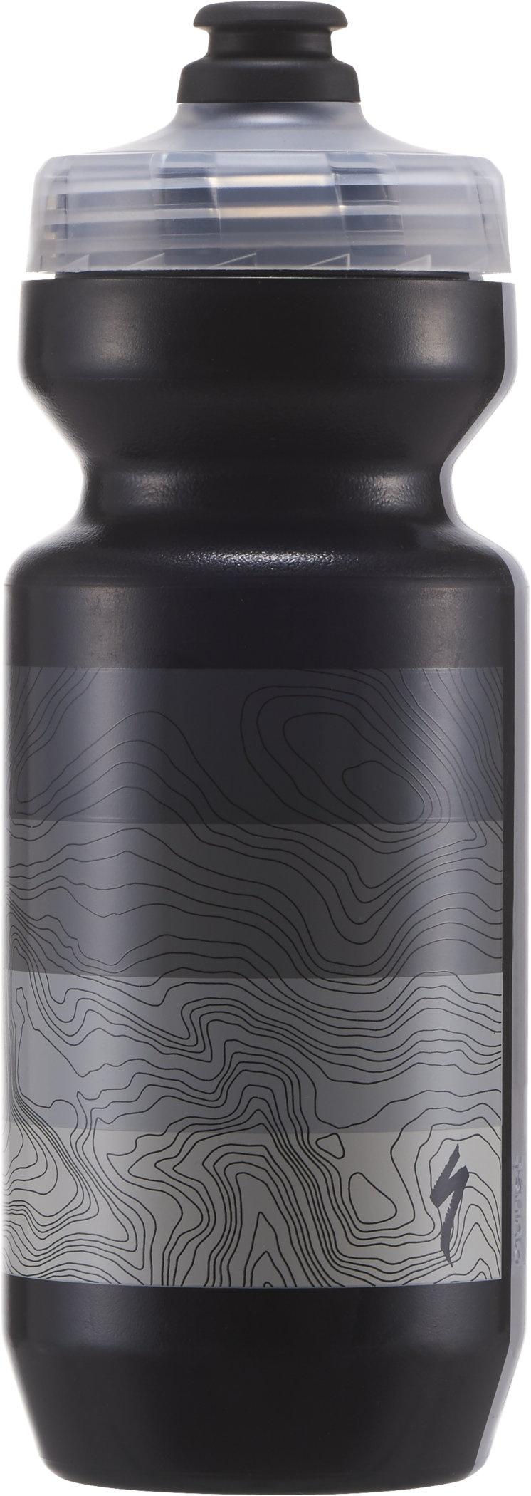 Køb Specialized Purist MoFlo 650ml drikkedunk – Stripe Black