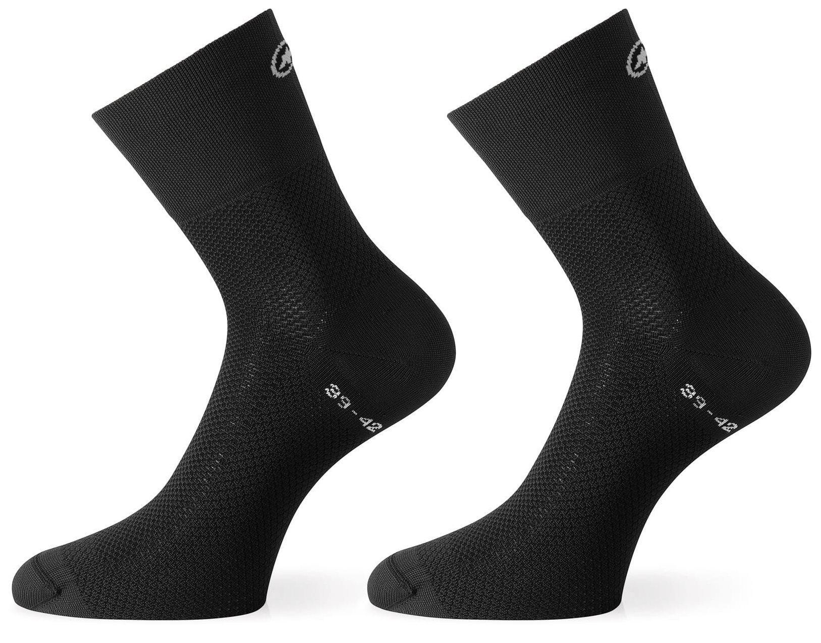 Assos Sokker Assosoires GT Socks, Sort