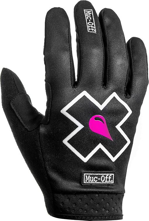 Muc-Off MTB Glove Bolt - Cykelhandske - Sort