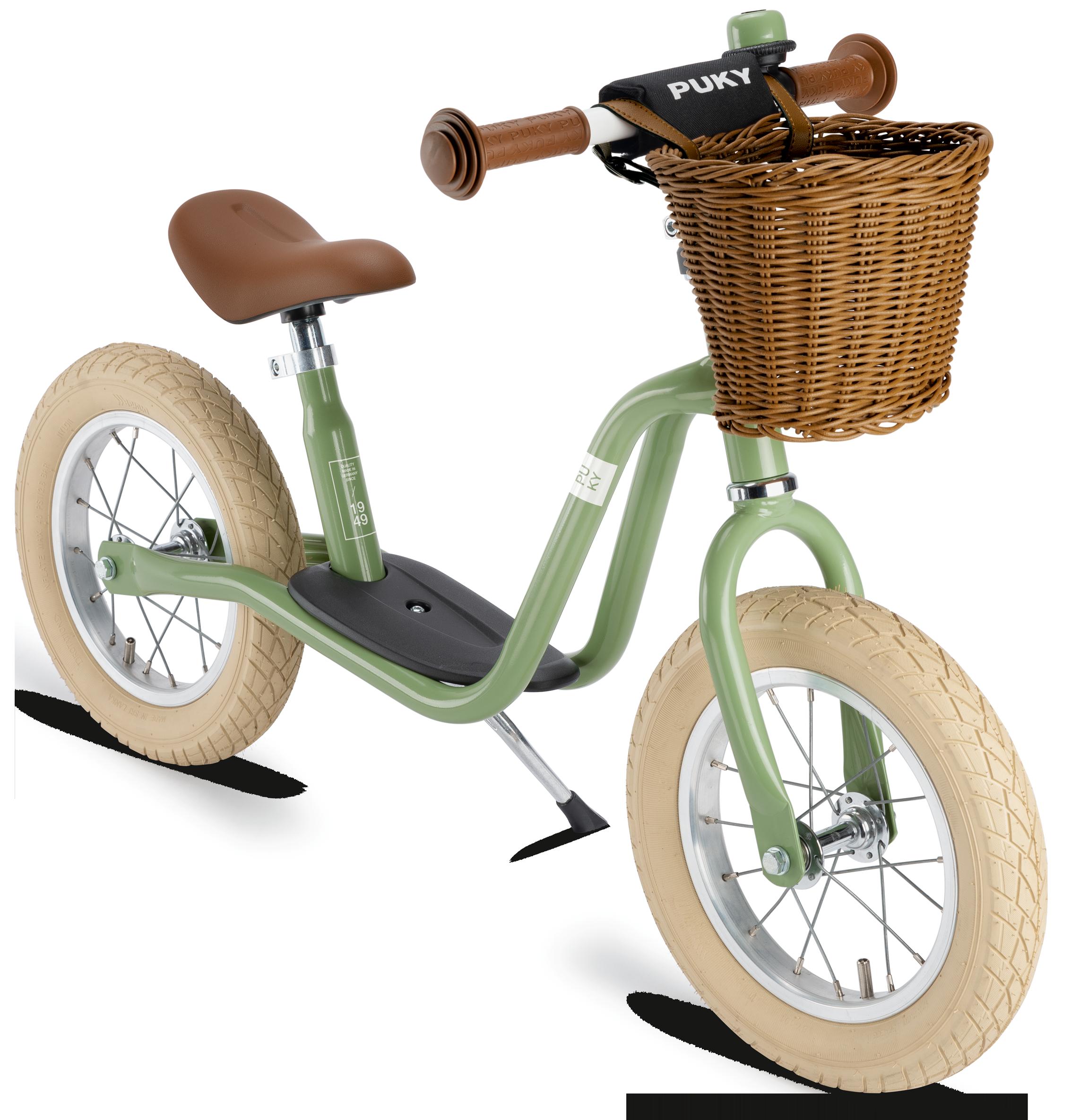 Puky LR XL CLASSIC Løbecykel - Grøn