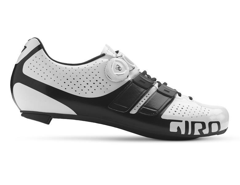 Giro Factor Techlace Cykelsko - Hvid