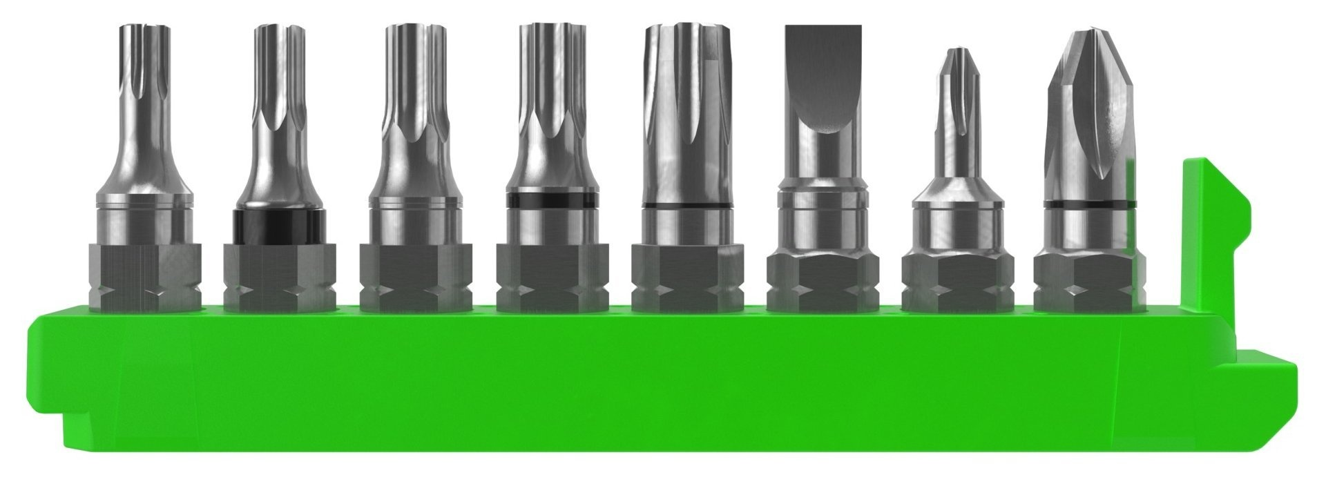 Syncros Greenslide Spare Bit 8 stk. TORX