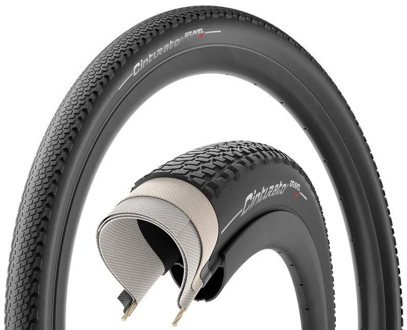 Pirelli Gravel Cinturato Hard 622x35/40/45 Gravel Dæk