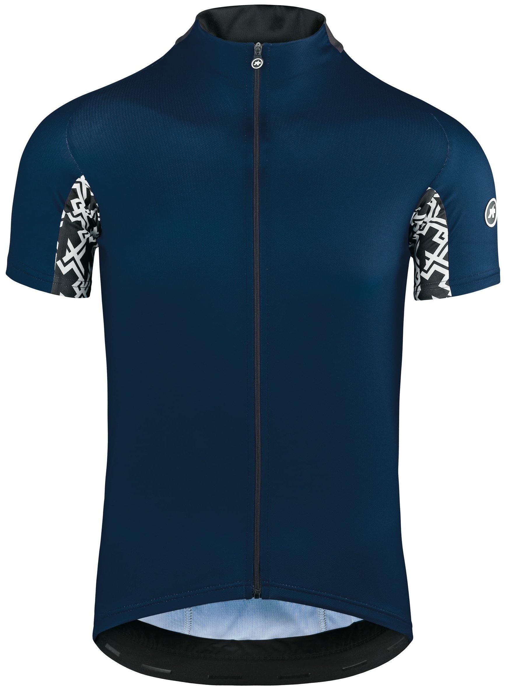 Assos Cykeltrøje Mille GT Short Sleeve Jersey, Blå