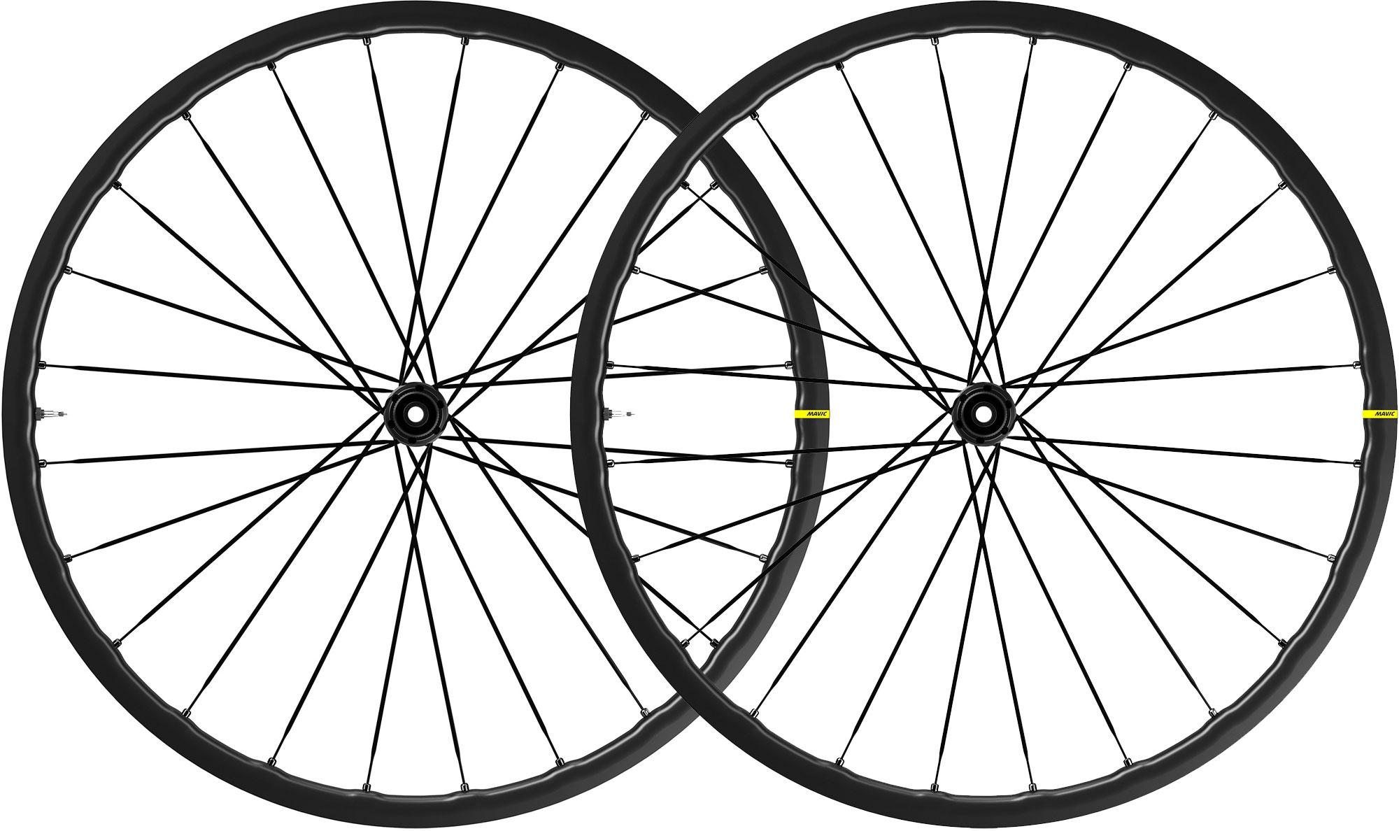 Mavic Ksyrium SL Disc Alu Hjulsæt - Shimano 11sp