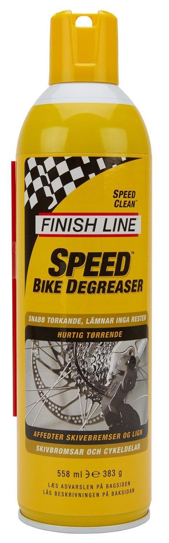 Finish Line - Affedtningsmiddel Speed Clean