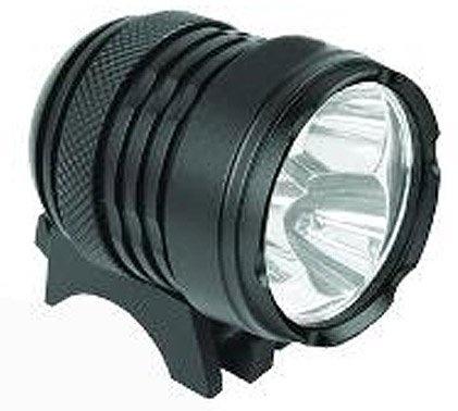 HighPower Kraftig LED-lygte på 2500/15w Lumen