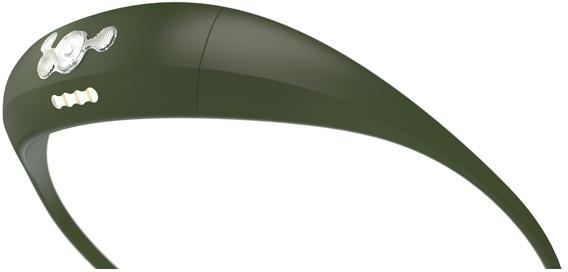 Knog Knog Headlamp Bandicoot Pandelampe - Grøn