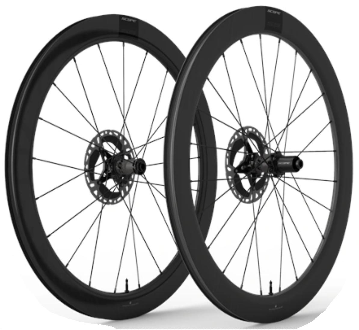 Scope S5 Disc Carbon Hjulsæt