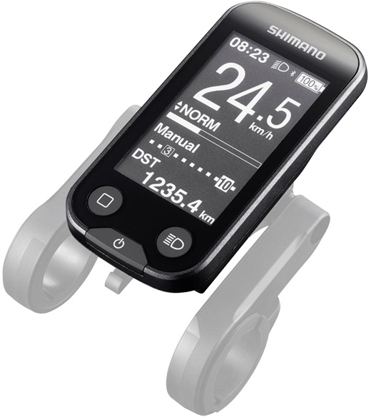 Shimano cykel Computer STEPS - SC-E6100 Display Only
