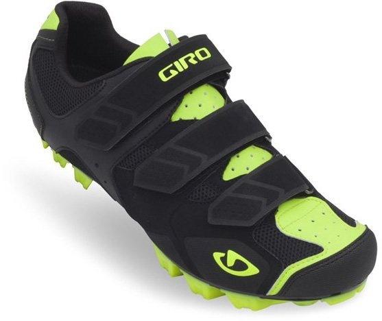 Giro Sko Carbide - Sort/Gul