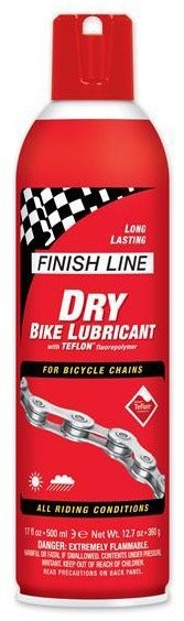 Finish Line Olie Teflon Spray - Dry Lube 51cl