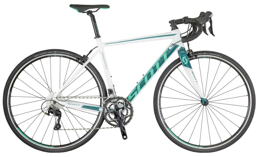 Scott Contessa Speedster 15 2019  »  Bike Size: XS/49cm