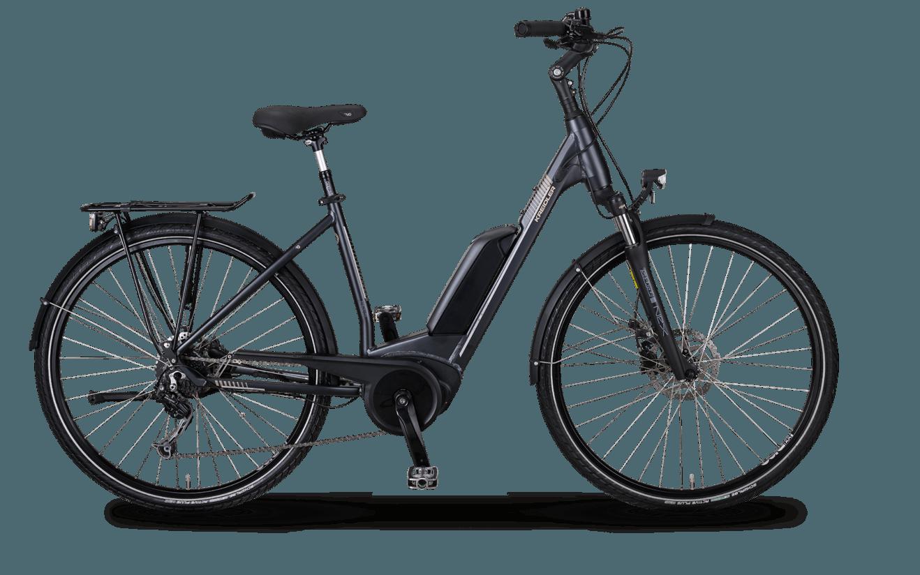 Kreidler Vitality Eco 3 Sport Dame 2020 - Blå