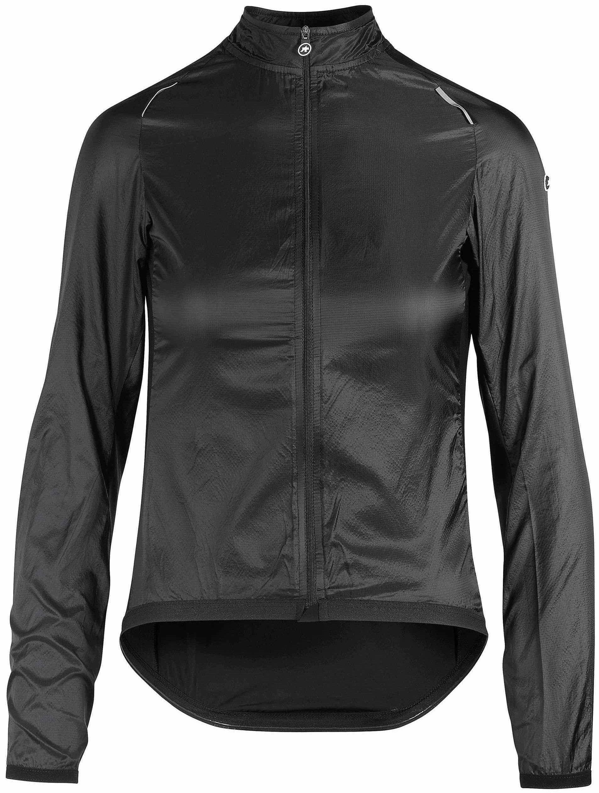 Assos UMA GT Wind Jacket Summer Dame Vindjakke - Sort