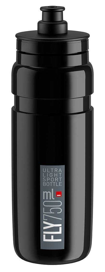 Elite FLY Ultra Light Drikkedunk Sort 750ml
