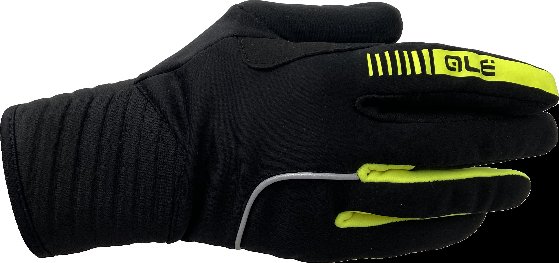 Køb Alé Handske Wind Protection Gloves – Sort