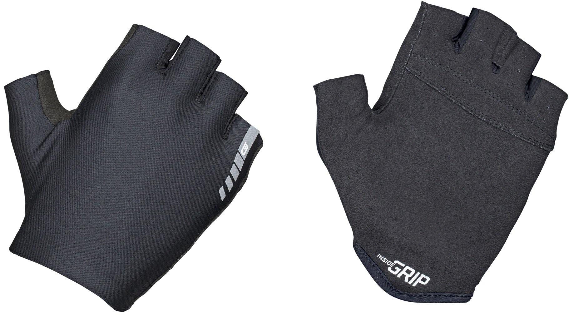 Gripgrab Aerolite Insidegrip™ Kortfingret Handske - Sort