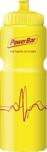 Powerbar Drikkedunk 750ml - gul