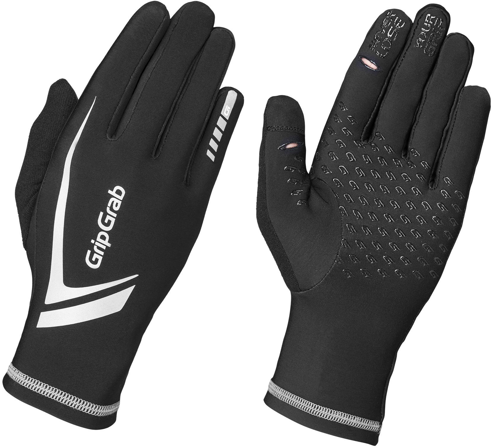 GripGrab Running Expert Vinter Touchscreen Handske - Sort