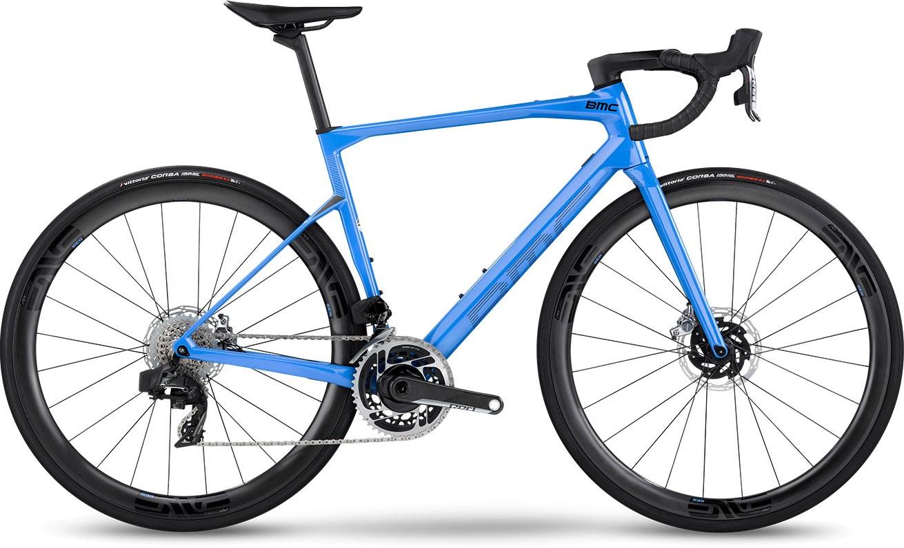Køb BMC Roadmachine 01 TWO 2022 – Blå