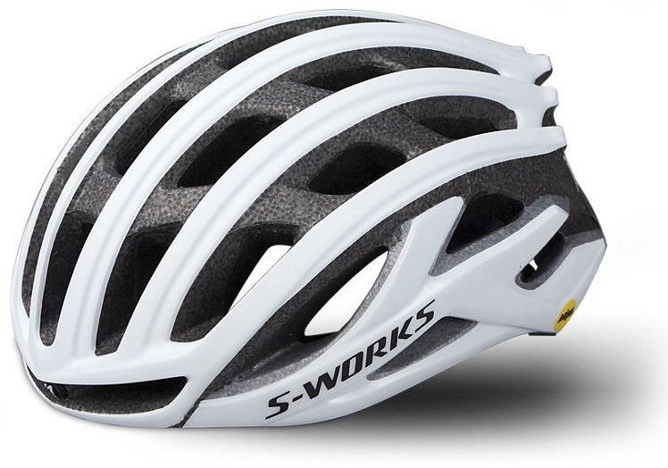 Specialized S-Works Prevail Ii Mips Angi Ready  Cykelhjelm - Hvid