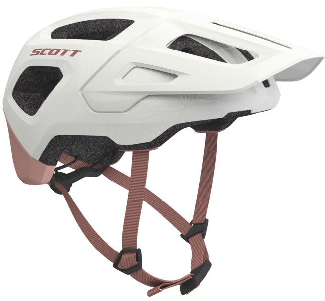 Køb Scott Argo Plus (MIPS) Hjelm – Hvid/Lyserød