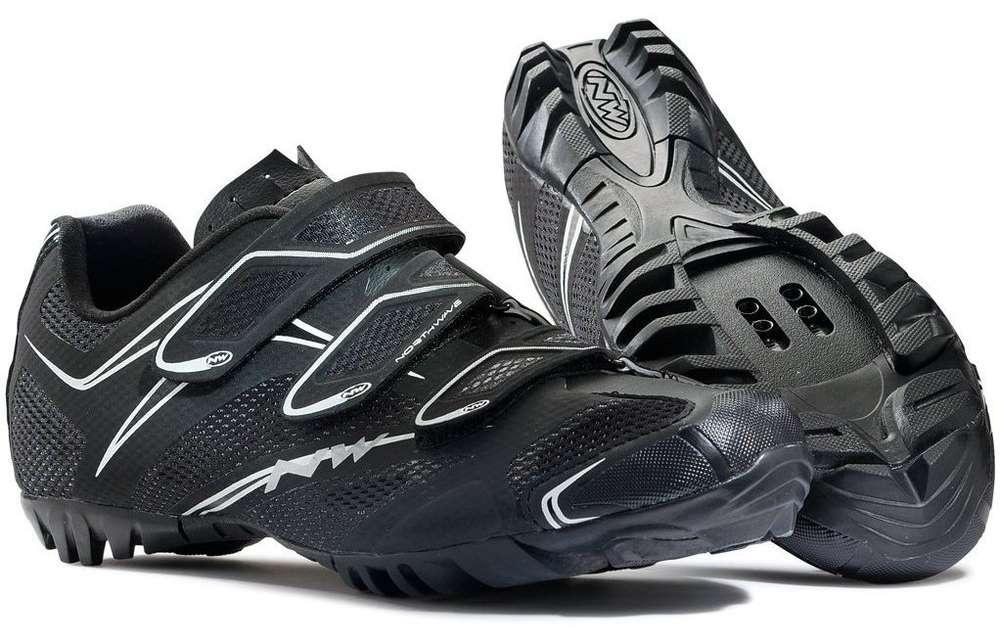 Køb NorthWave Scorpius 3S Herre MTB-sko – Sort