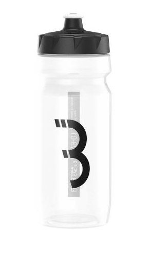 BBB CompTank BWB-01 Drikkedunk 550ml - klar/sort