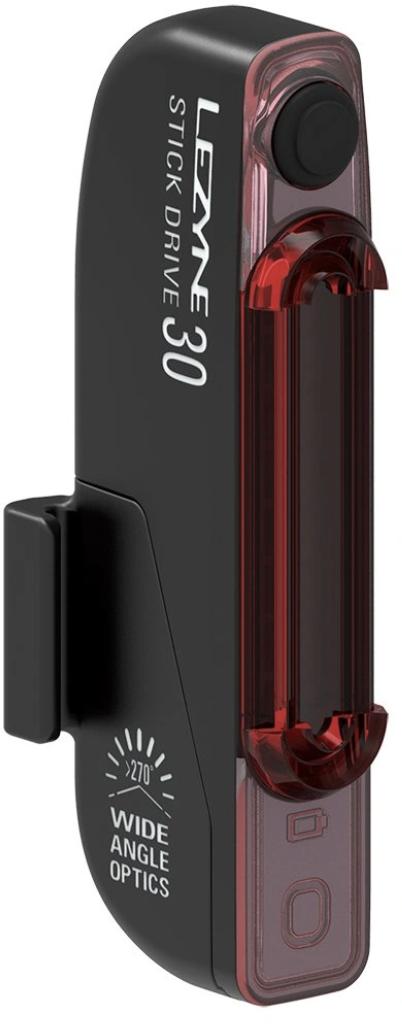 Lezyne Stick Drive Rear Baglygte - m. magnet lås